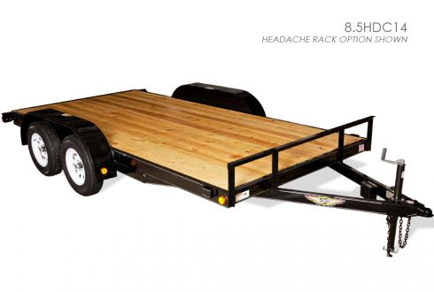C-Series Flatbed Trailer